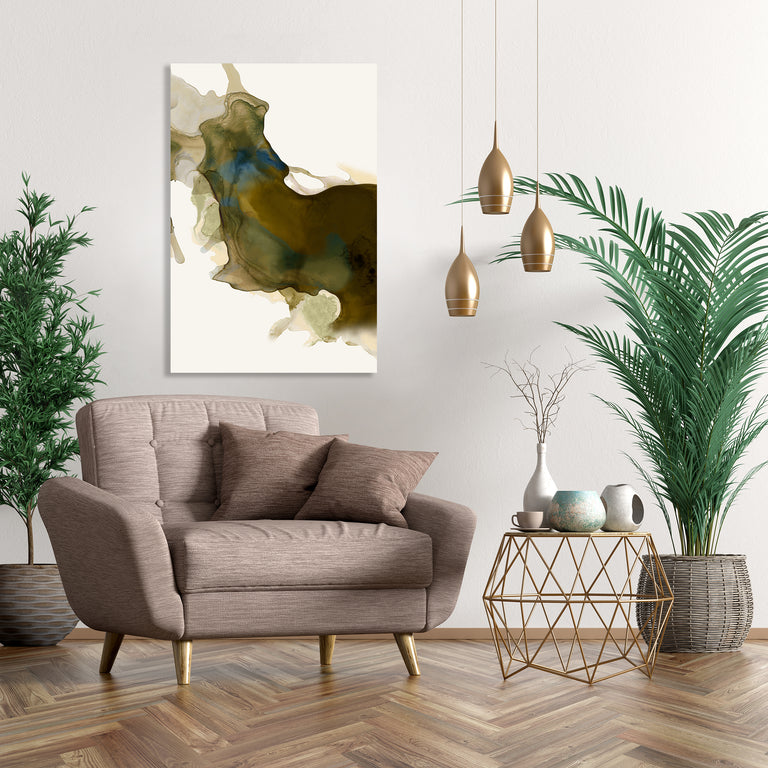Here and Now III by Van Garret | stretched canvas wall art
