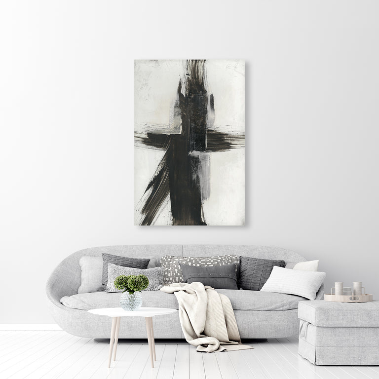 Rushed by Victor Ryan | stretched canvas wall art