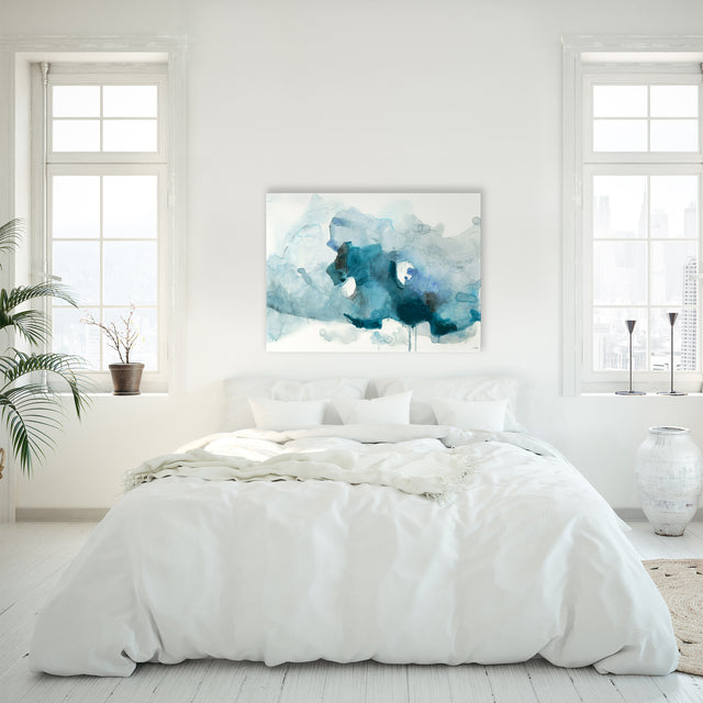 Float by GI Lab | stretched canvas wall art