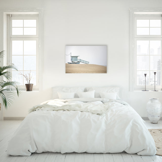 Barco Azul by Karyn Millet | stretched canvas wall art