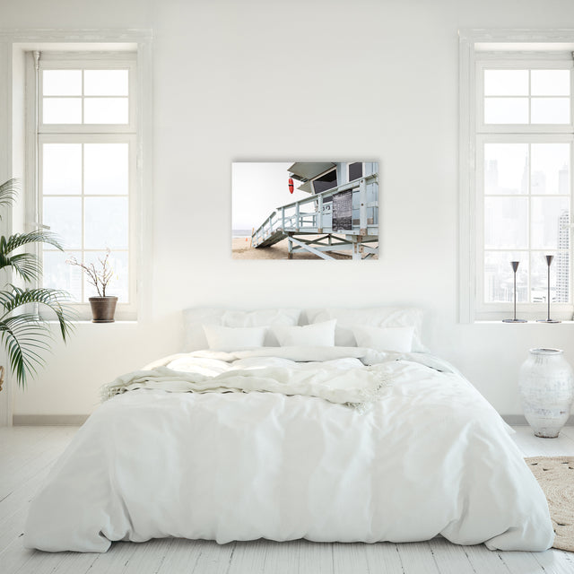 Antes de Sair by Karyn Millet | stretched canvas wall art