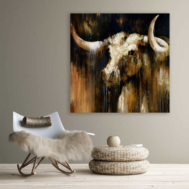 Prime Time | stretched canvas wall art