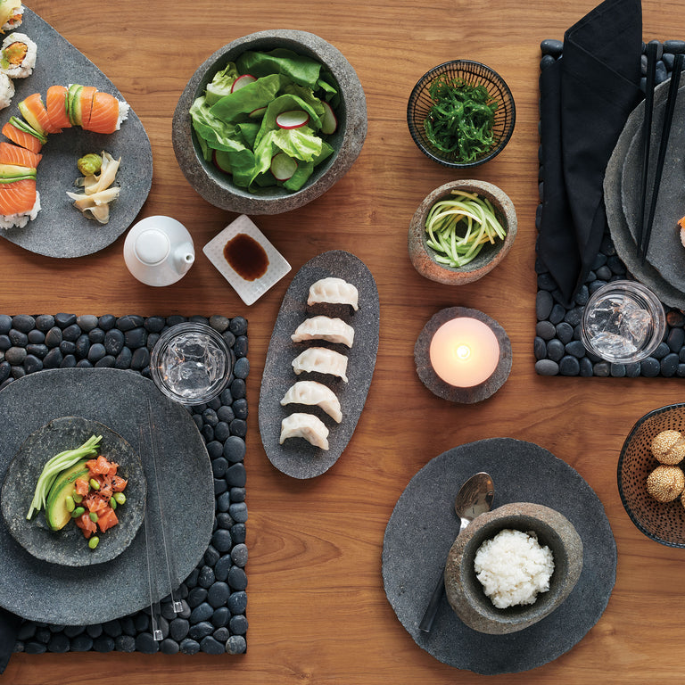 STONESHARD PLATES | DINING & ENTERTAINING