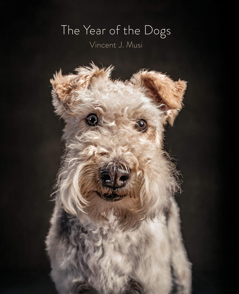 YEAR OF THE DOGS | BOOK