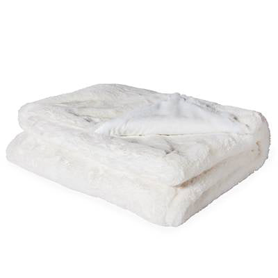 FAUX MINK THROW | THROWS