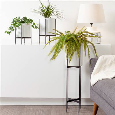 ALTO CERAMIC TALL PLANTER