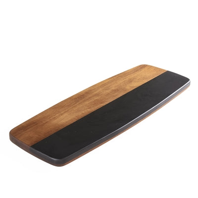 ACACIA & SLATE CHEESE BOARD