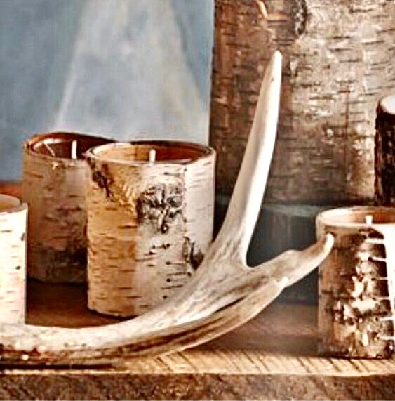 BIRCH VOTIVE CANDLE