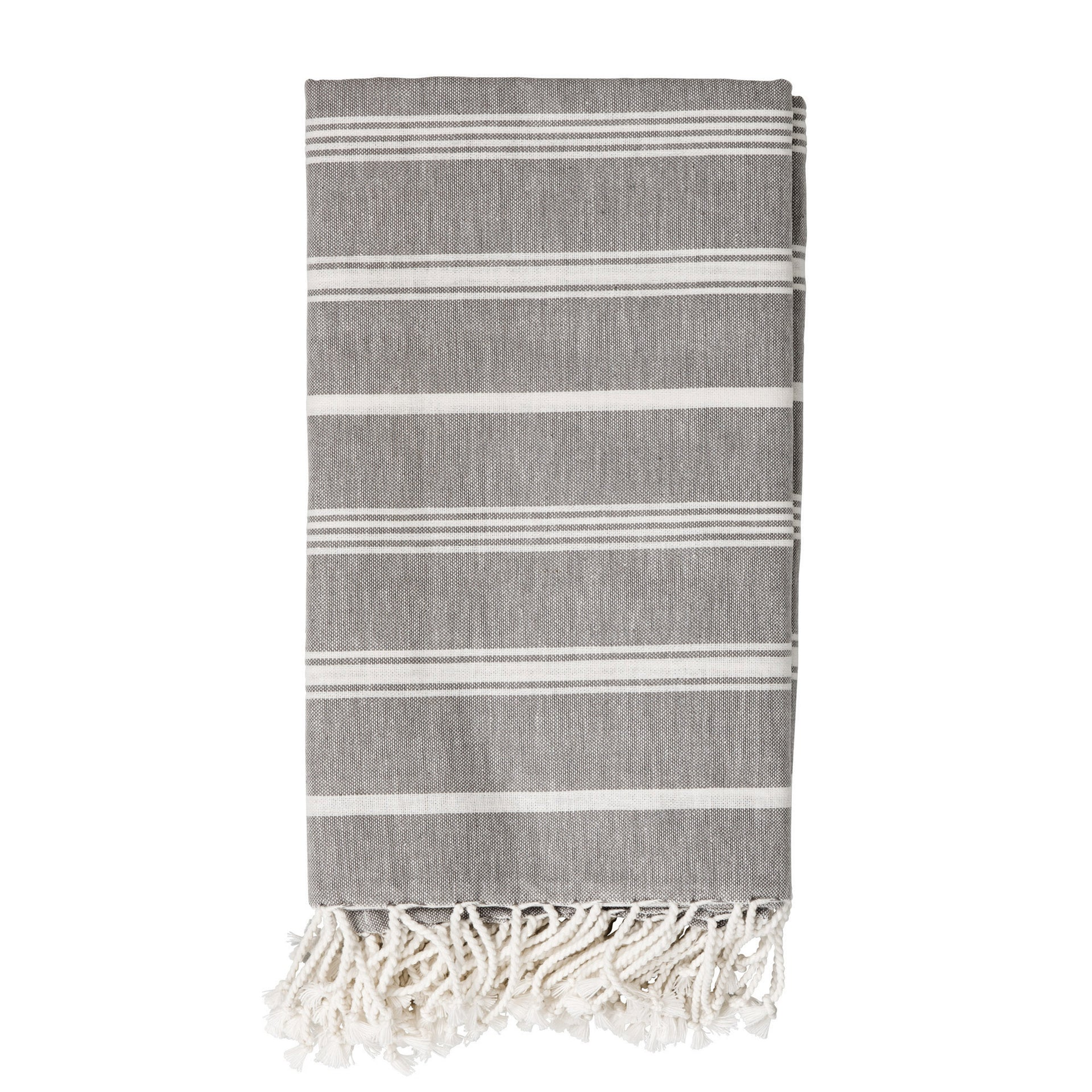 COTTON WOVEN THROWS