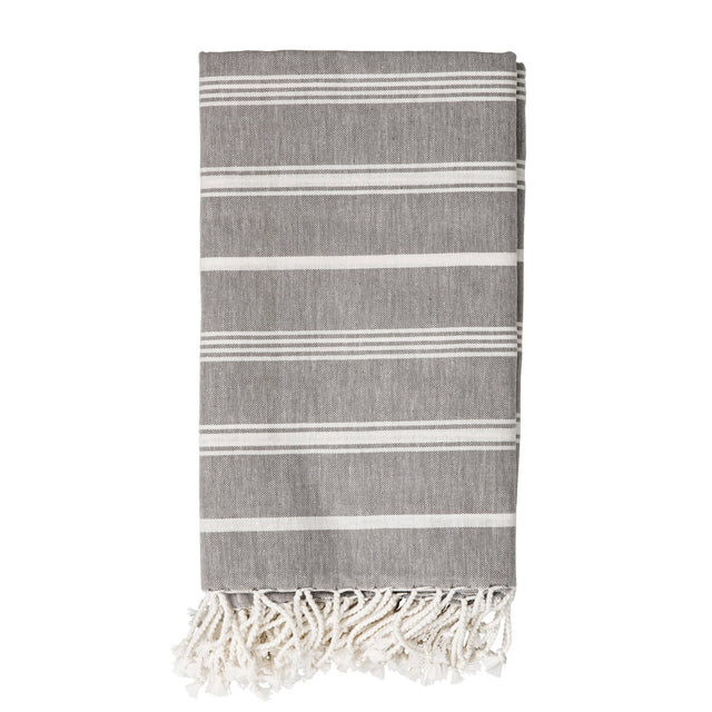 COTTON WOVEN THROWS | THROWS