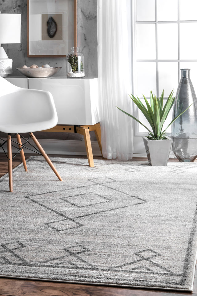 TRIBUTE DIAMOND MEDALLION | RUGS