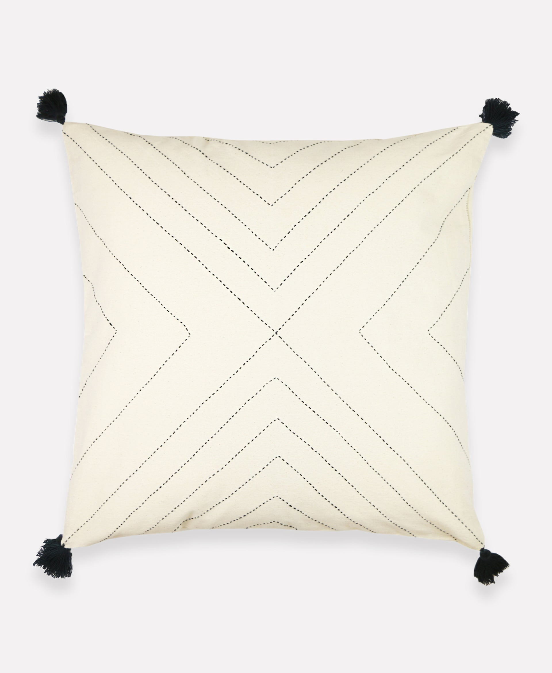 BONE ARROW THROW PILLOWS