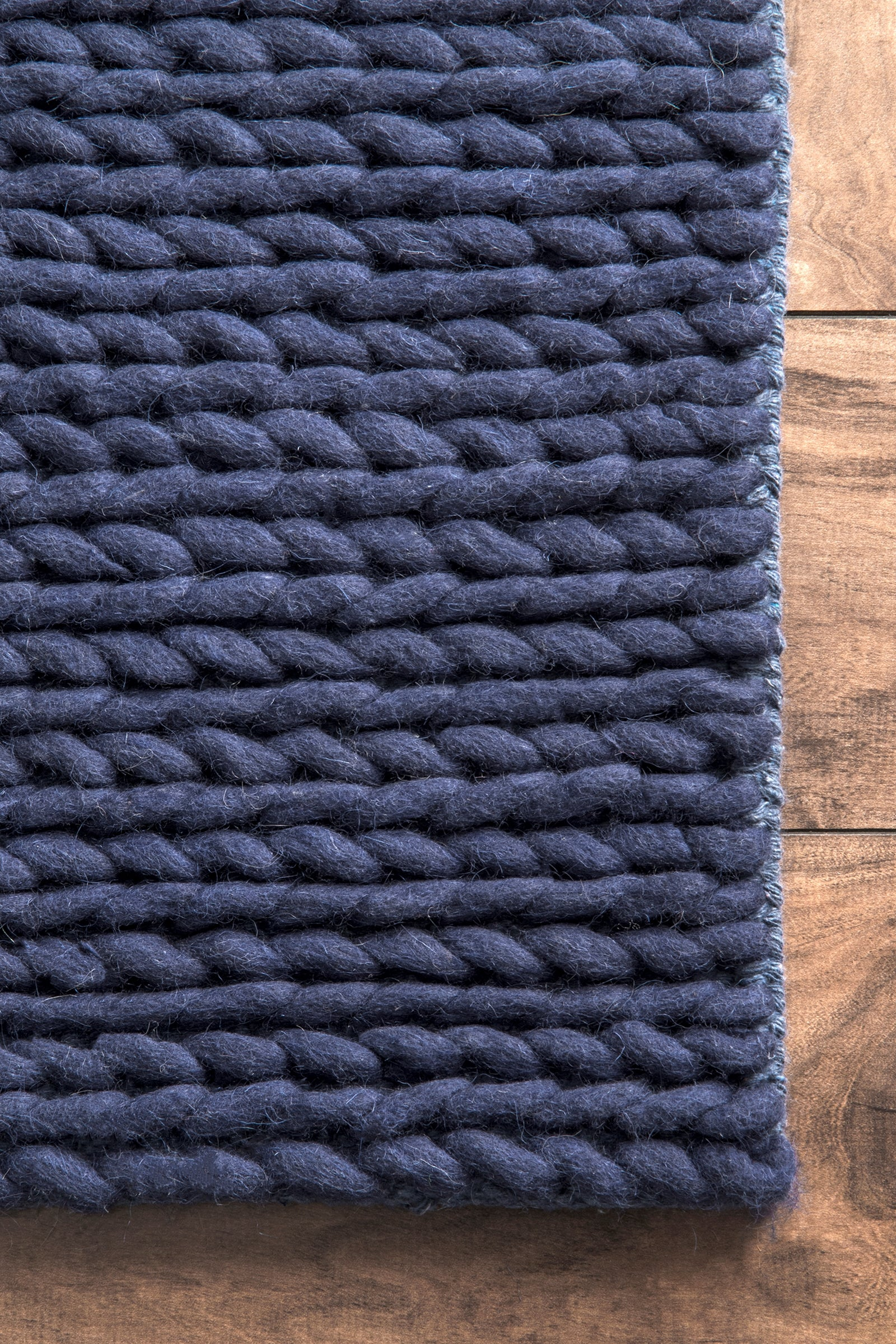 CHUNKY CABLE HANDWOVEN <br>(3 DESIGNS)