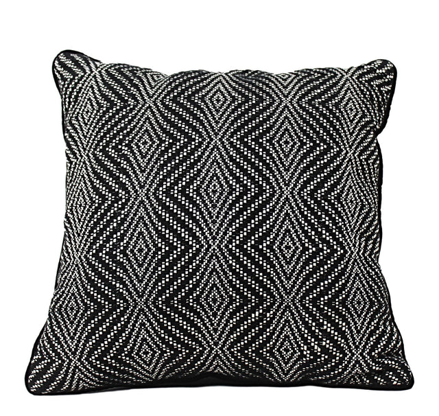 BLACK VIBRATION COTTON PILLOWS