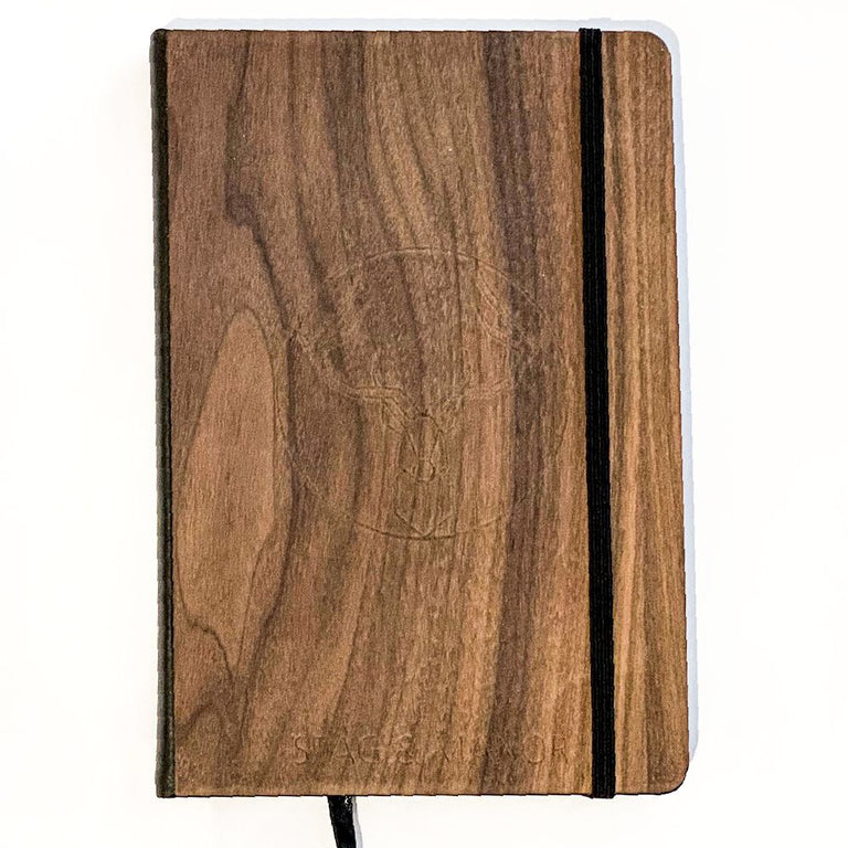 WOOD NOTEBOOKS | OBJECTS