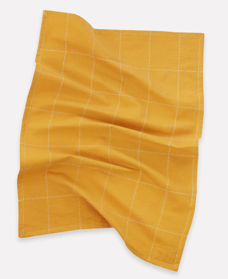 GOLD TEA TOWELS (INDIA)