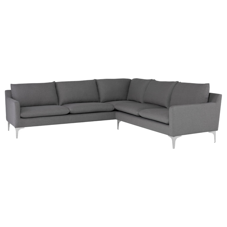 ANDERS L SECTIONAL ( 7 )