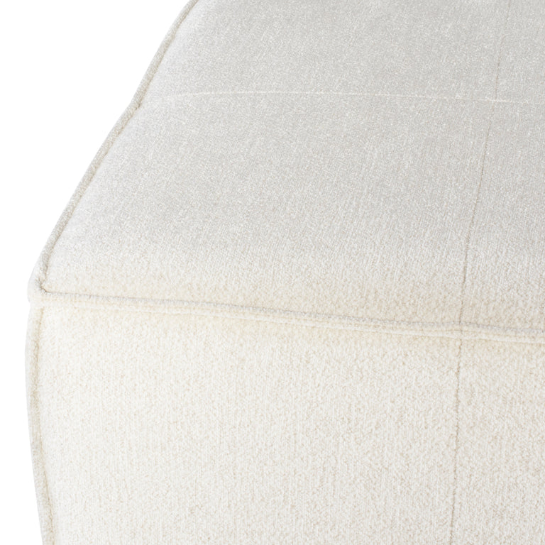 SANTINA SQUARE OTTOMAN | SEATING