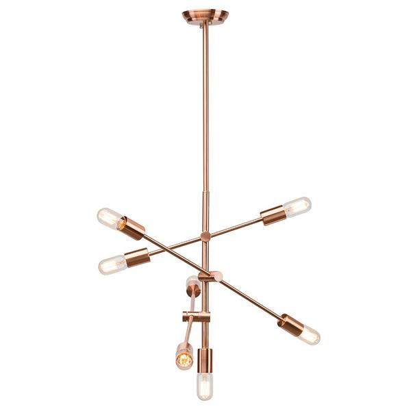COPPER BYRN PENDANT | LIGHTING (IH)