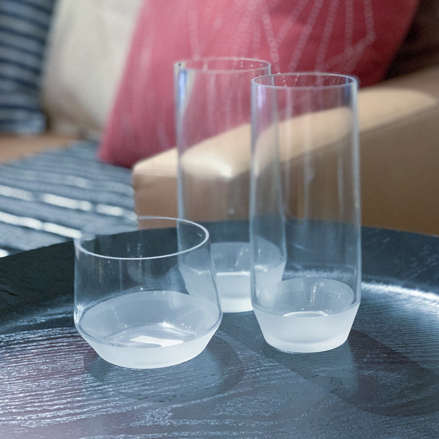 MORANDI FROST GLASSES | DINING & ENTERTAINING