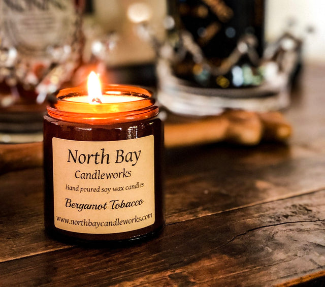 BAMBOO & COCONUT CANDLE