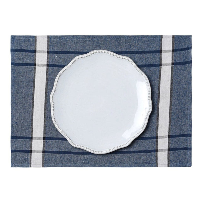 BLUE EARHART PLACEMAT (INDIA)