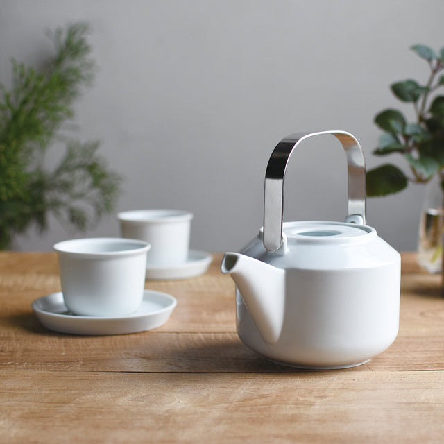 LOOSE TEA TEAPOTS (JAPAN)