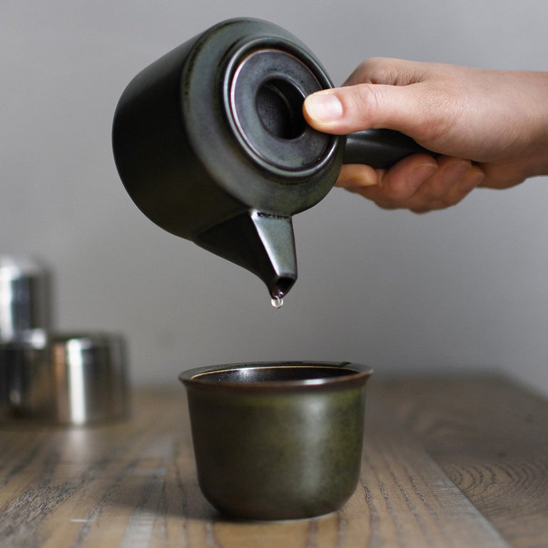 LOOSE TEA KYUSU TEAPOTS (JAPAN)