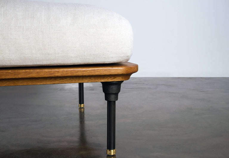 DISTRIKT ARMCHAIR OTTOMAN | SEATING