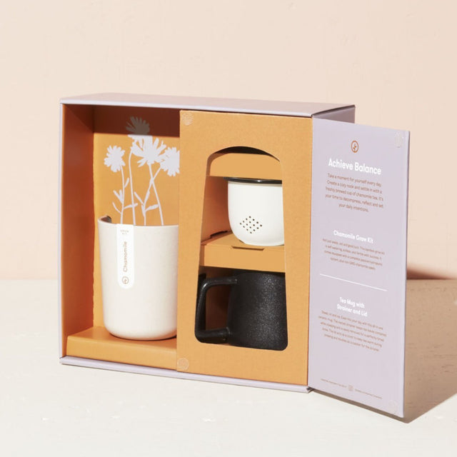 CHAMOMILE RETREAT TEA GIFT SET