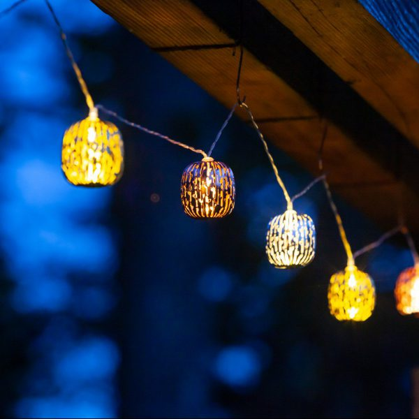 SOLAR MARRAKESH CACTUS STRING LIGHTS
