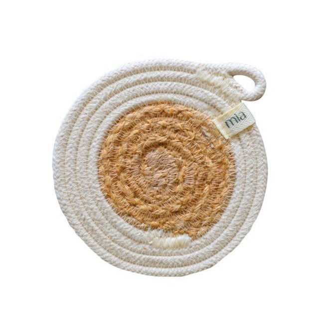 JUTE COASTERS (SOUTH AFRICA) (SET OF 4)