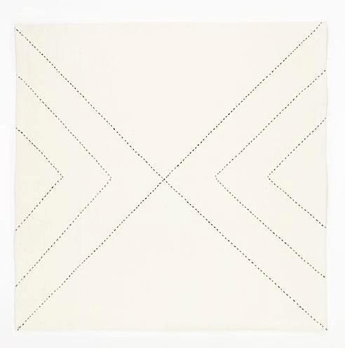 BONE WHITE NAPKINS & PLACEMATS (INDIA)