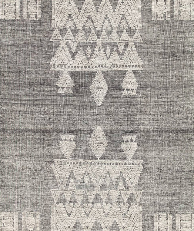 RIZE TORSBY | Handmade Hand Knotted Rug