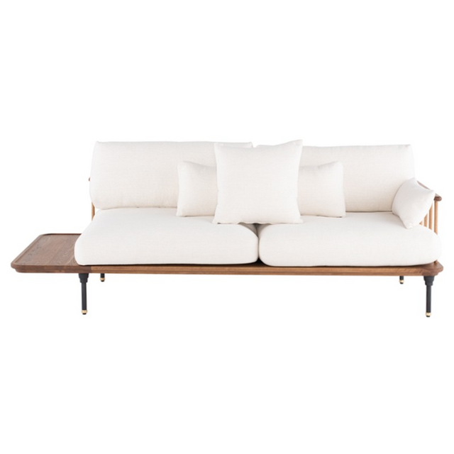DISTRIKT CHAISE SOFA | SOFA