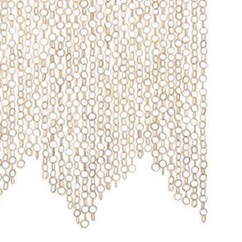 BAMBOO LINK CURTAIN