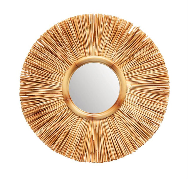 REED WALL MIRROR