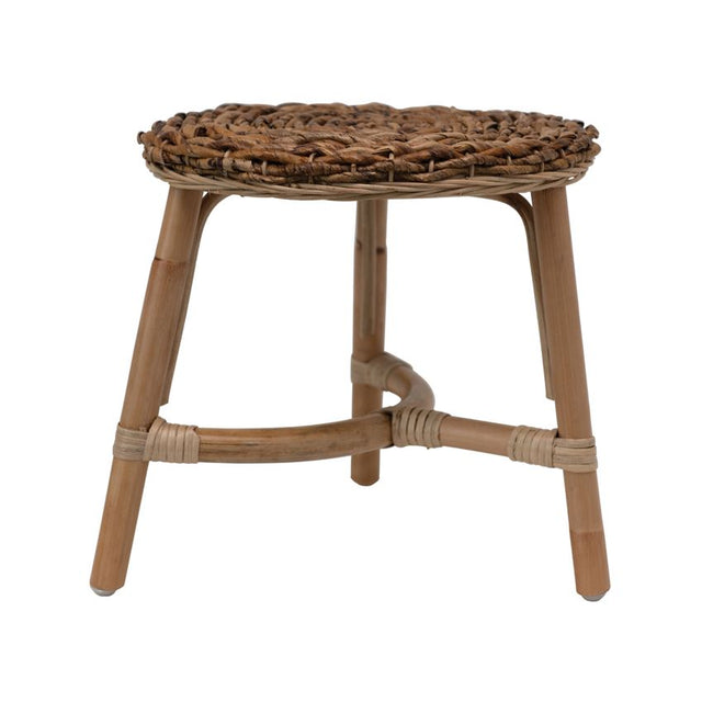 BANANA WOOD STOOL