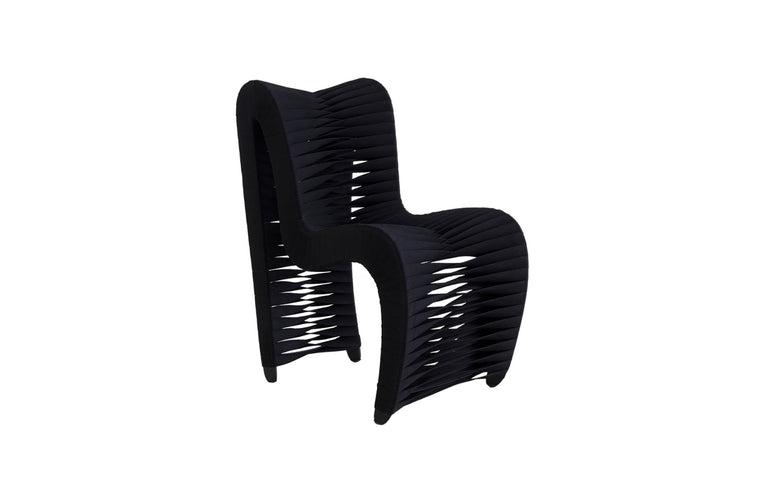 SEAT BELT DINING CHAIR CHAIR