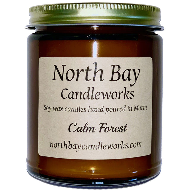 CALM FOREST CANDLE | FRAGRANCE