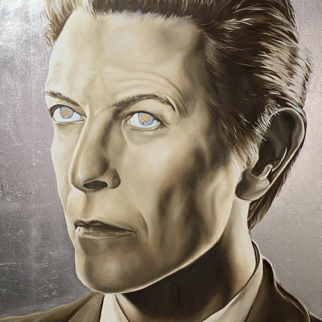 """BOWIE"" by Paul Morin"