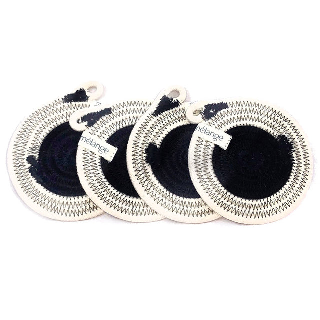 LIQUORICE COASTERS (SOUTH AFRICA) (SET OF 4)