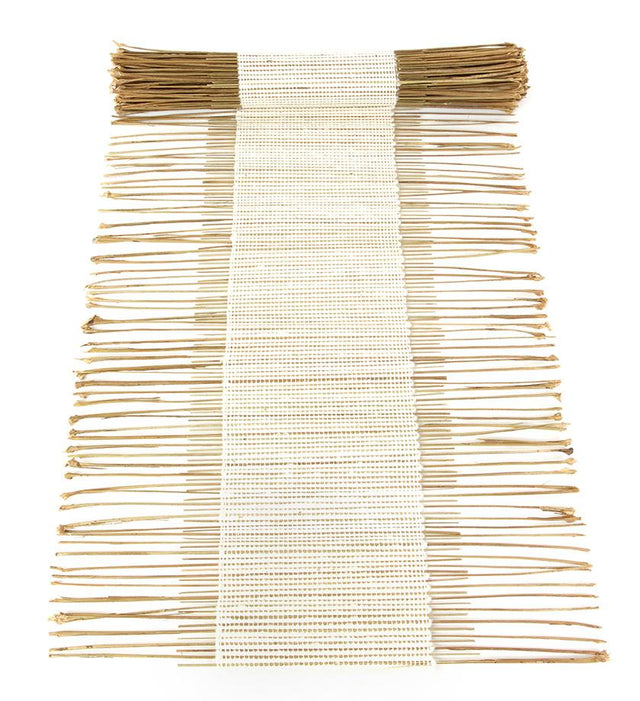 WHITE TABLE RUNNER (MALI)