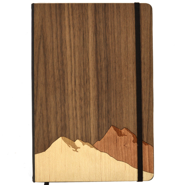 WOOD NOTEBOOKS