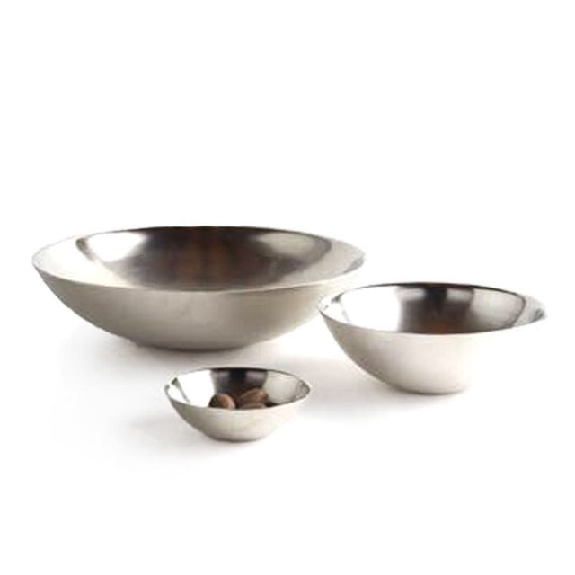 NICKEL BOWLS