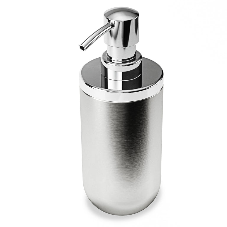 JUNIP SOAP PUMP STAINLESS | BATH | STAG & MANOR
