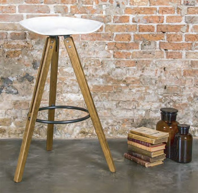 THEO TRACTOR STOOL CHAIR