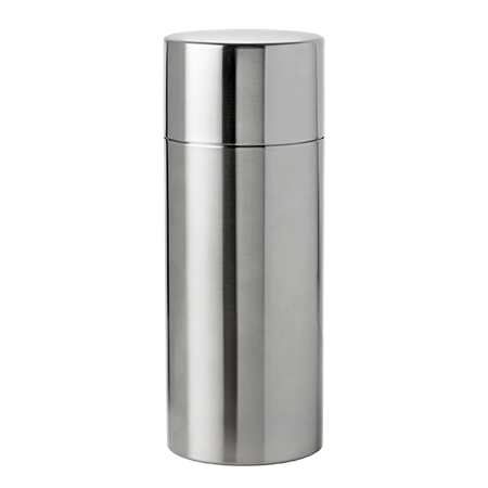 STEEL DANISH COCKTAIL SHAKER