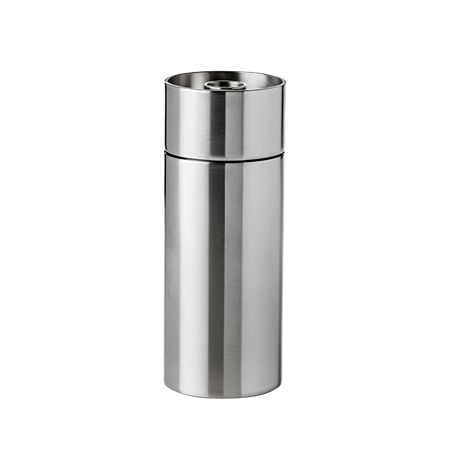 STEEL DANISH SALT & PEPPER
