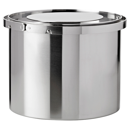 STEEL DANISH ICE BUCKET